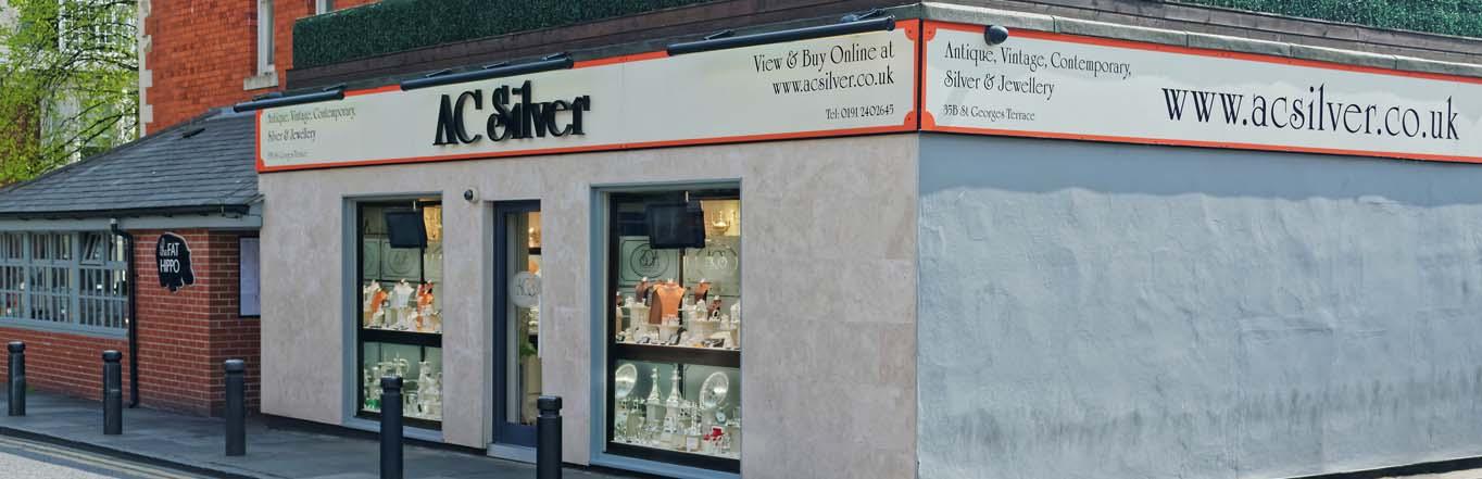 AC Silver shop