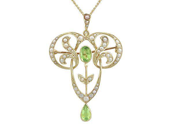 100 years of jewellery trends
