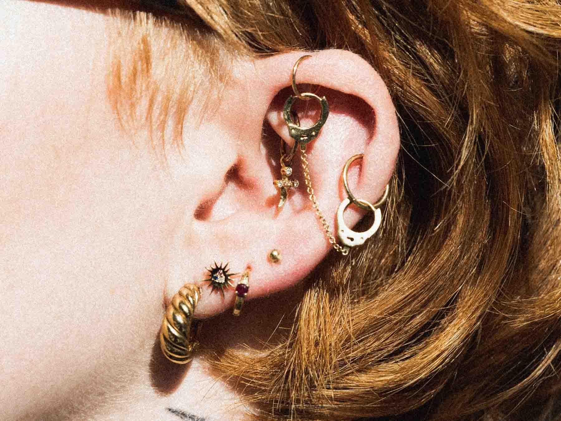 100 years of earrings