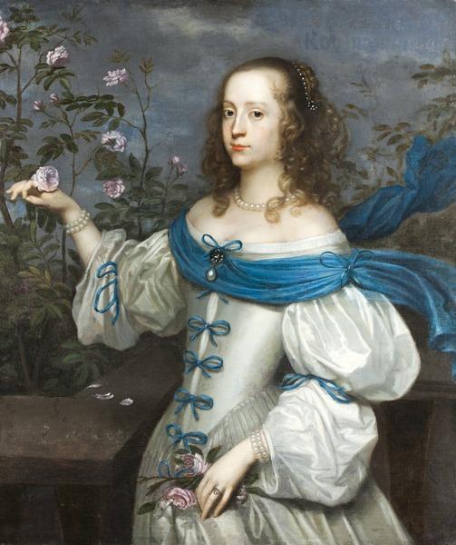 17th century jewellery