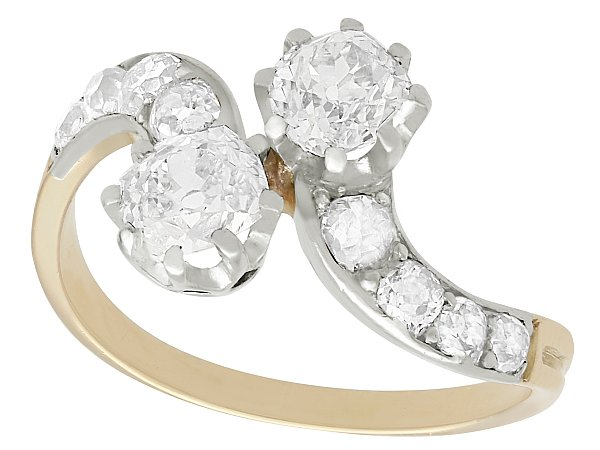 edwardian engagement rings