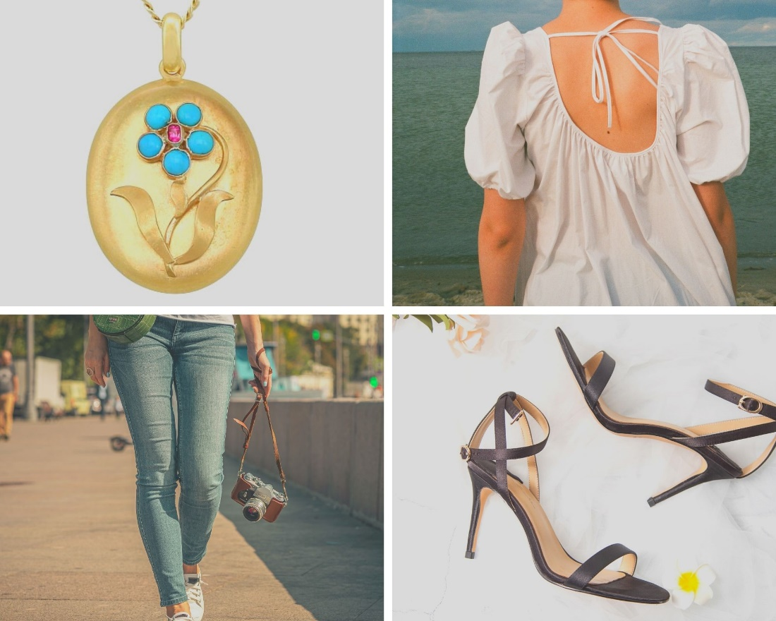 How to pair antique jewellery with modern trends