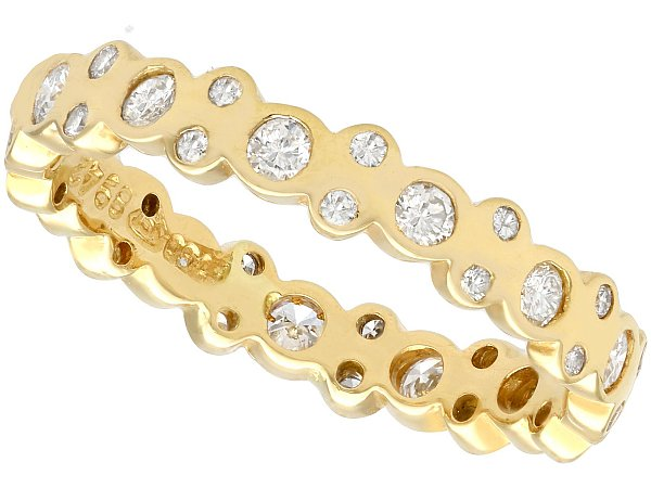 What's the Best Cut for a Diamond Eternity Ring?