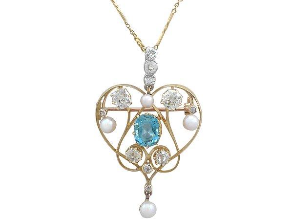 Vintage Gemstone Jewellery