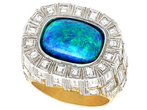 October Birthstone Opal