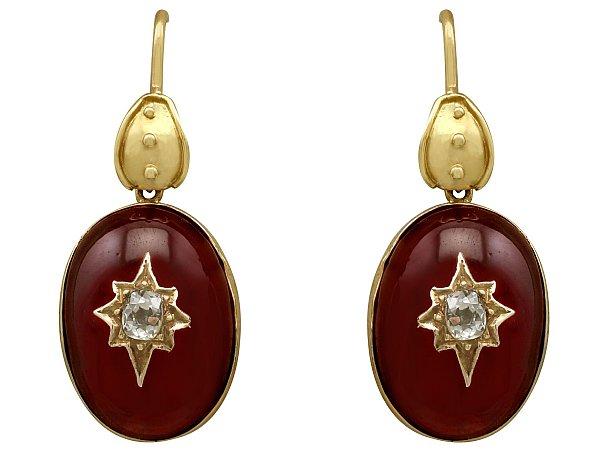 Burgundy Jewellery
