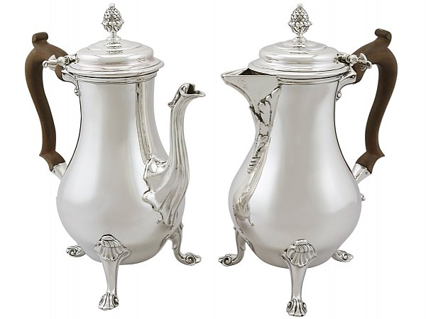 Different Types of Coffee Pots for Collectors