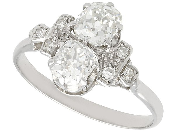 Ornate antique ring