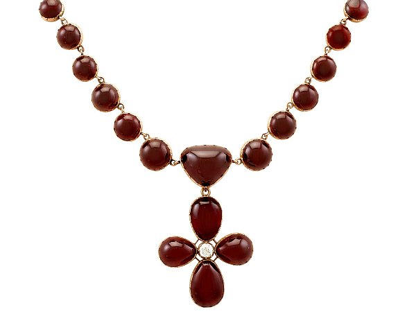 January Garnet Birthstone