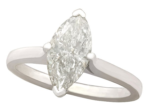 What is a Marquise Diamond Ring?