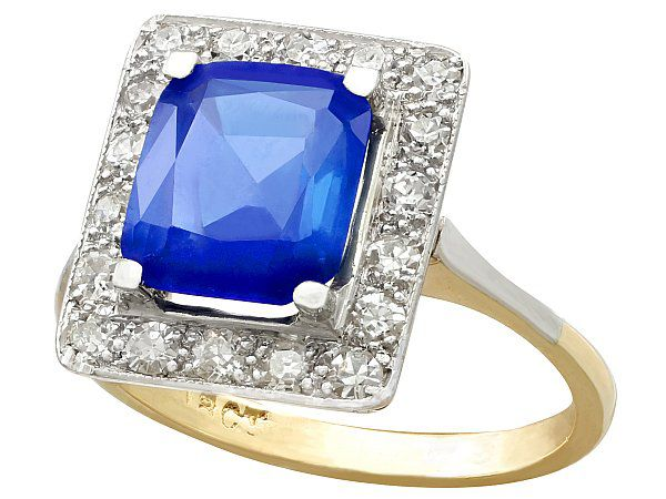 Classic Blue Sapphires