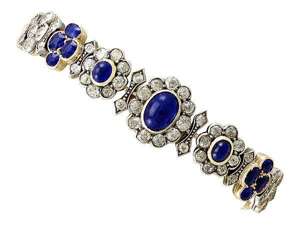 Vintage Sapphire Jewellery
