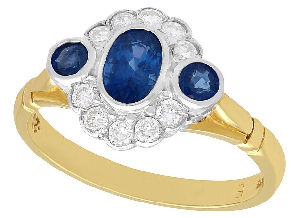 Sapphire Jewellery for Work