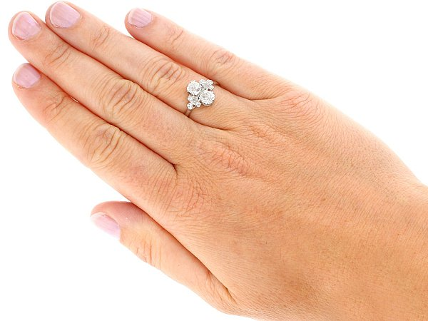 20th Century Engagement Rings