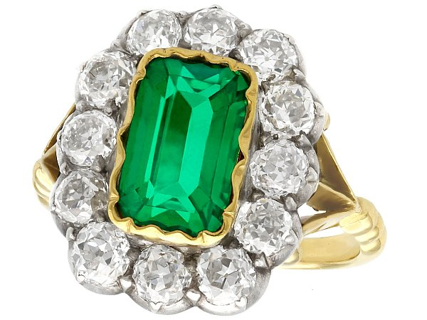 Emerald Bridal Jewellery
