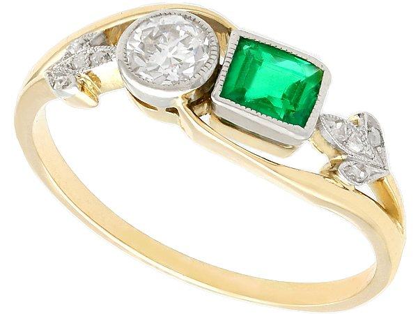 Inidividual Engagement Rings