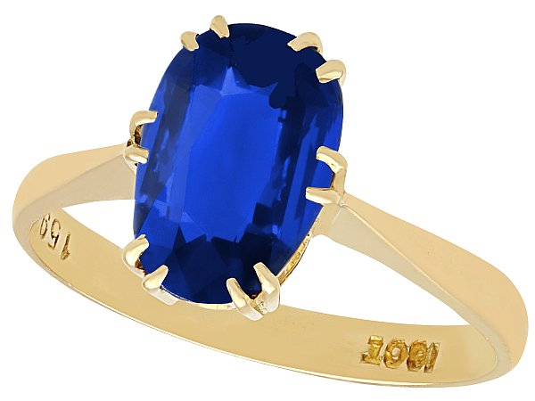 Unique Sapphire Jewellery