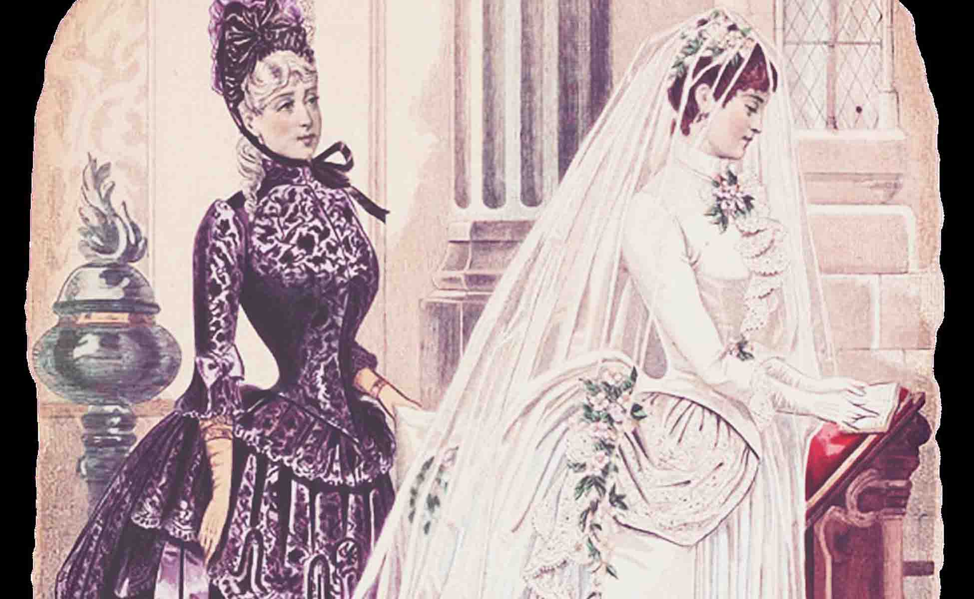 How to Plan a Victorian Wedding