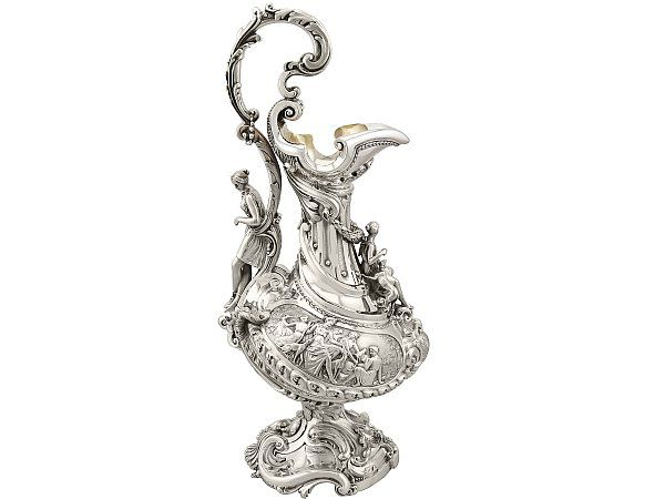 Antique Silver for Modern Decoration