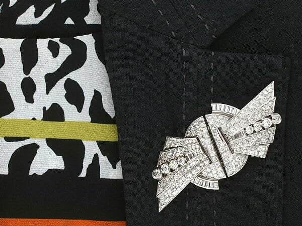5 Ways To Embrace the Brooch Trend This Summer