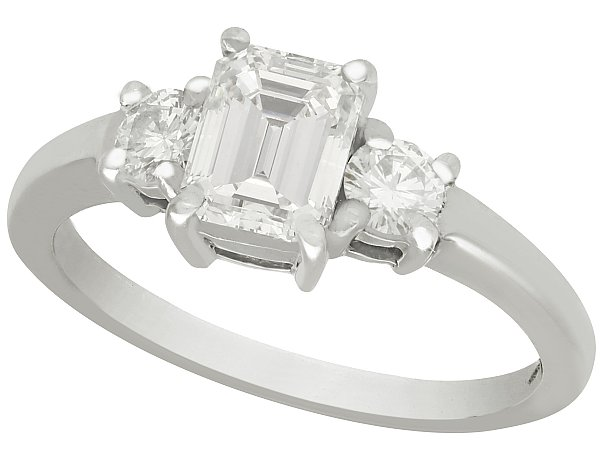 The Best Setting for Emerald Cut Diamonds