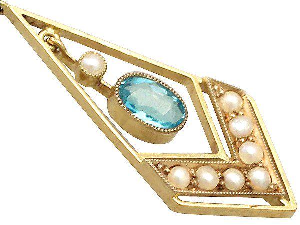 chevron necklace