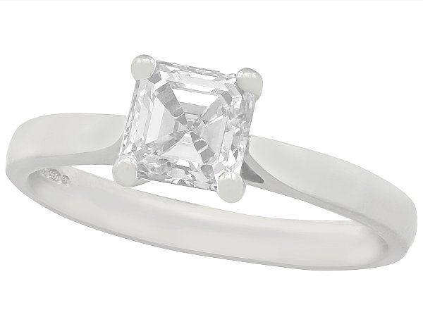 Emerald Cut Rings