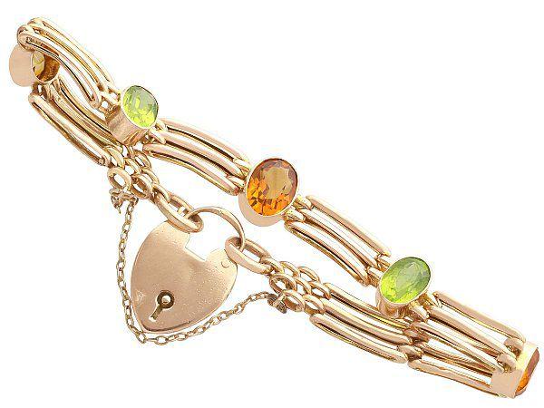 The History of Gate Bracelets