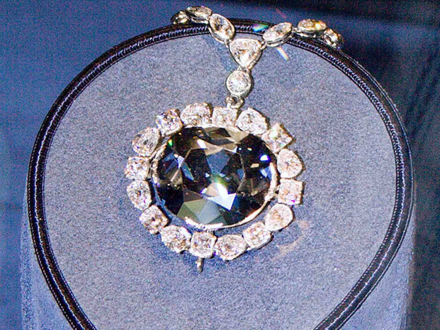 The Intriguing History of the Hope Diamond