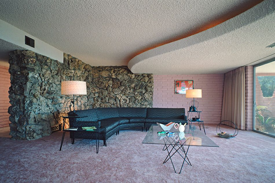 Mixing Mid-Century Modern and Traditional Furniture