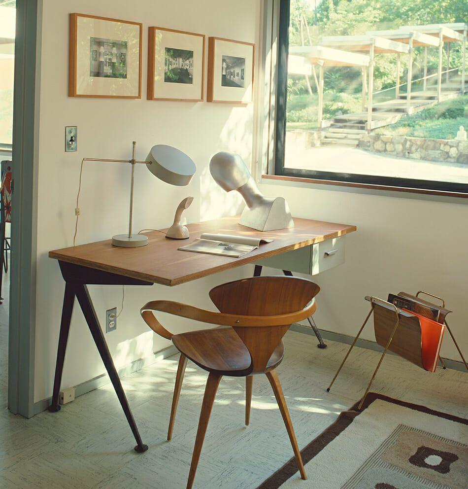 Mi century modern office