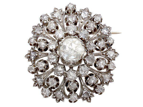 The History of Rose Cut Diamonds
