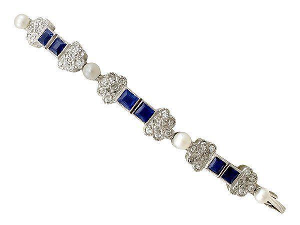 Sapphire Bridal Jewellery