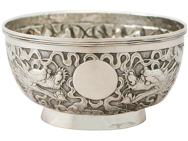 Use Silver Bowls