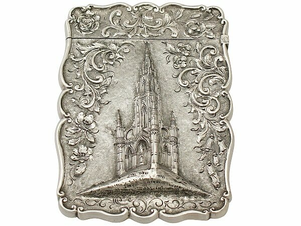 What Is Castle Top Silver