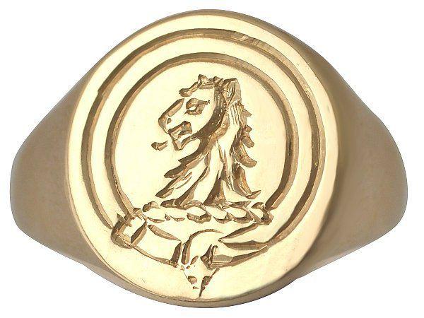 1960s Signet Ring