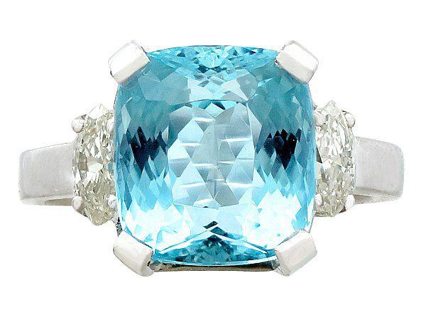 Vintage Aquamarine