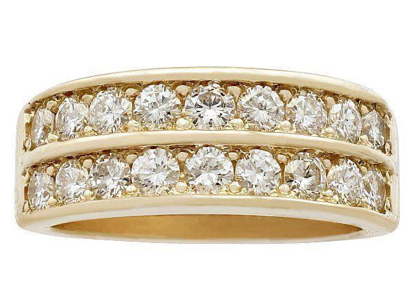 Vintage Yellow Gold Ring