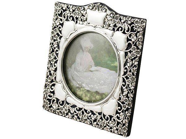 Edwardian Photograph Frame