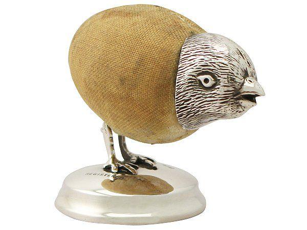 Chick Pin Cushion