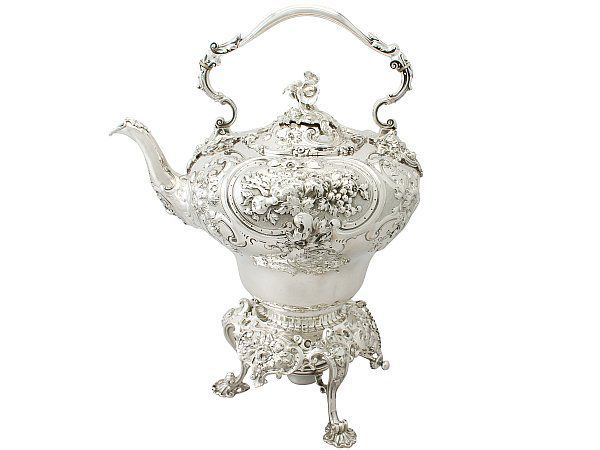Spirit tea kettle