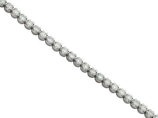 10ct Tennis Bracelet
