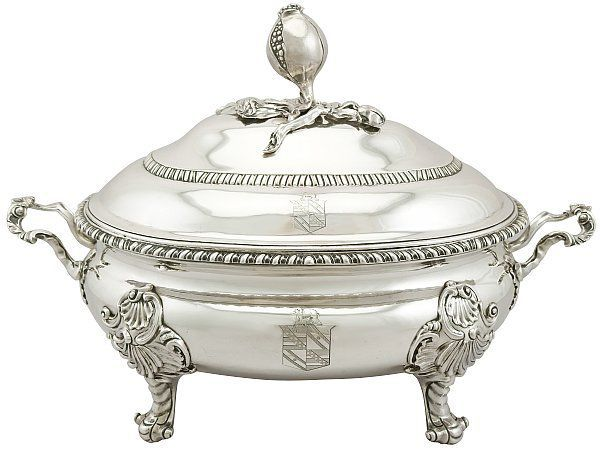 georgian tureen
