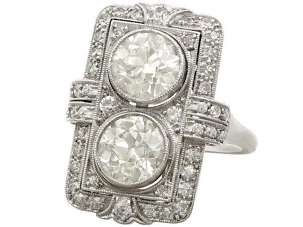 History of Art Deco jewellery