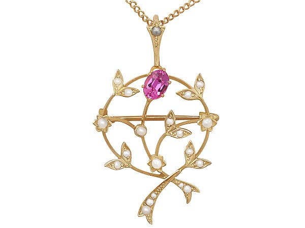 History of Art Nouveau Jewellery