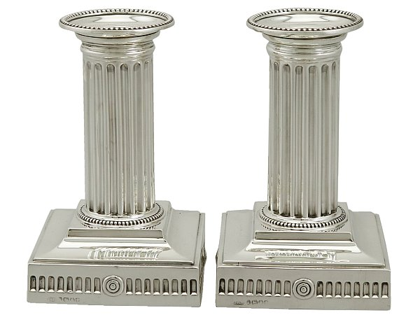History of candlesticks