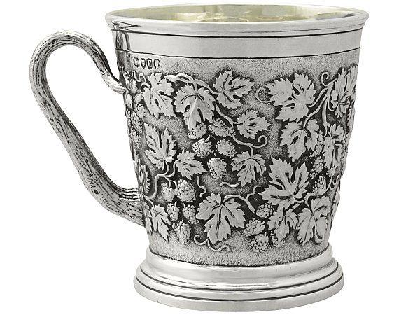 History of Children's Mugs