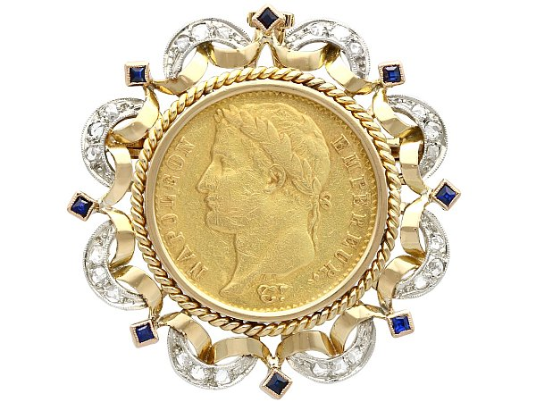 History of Coin Jewellery