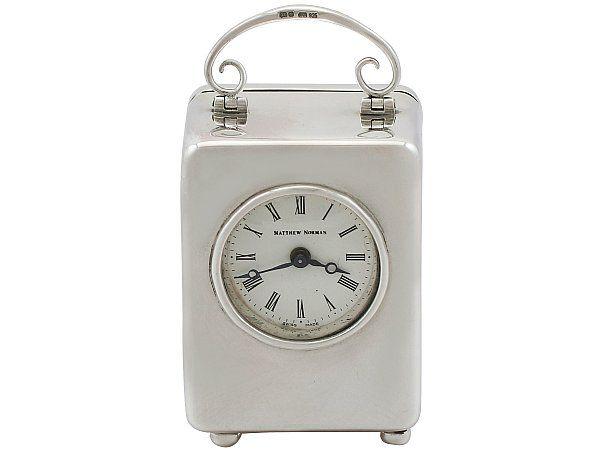 History of Desk Clock
