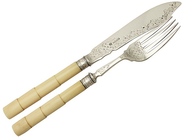 History of Fish Knives and Forks